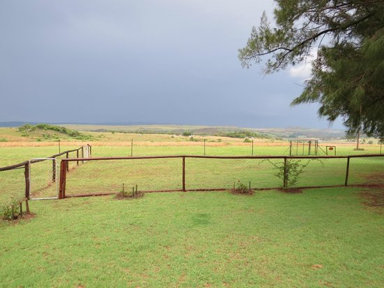 Blue Roan Country Lodge: panoramic view