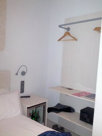 Hotel Lotelito: Appendiabiti