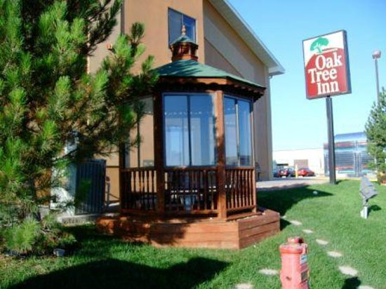 Travelodge Cheyenne: Hotel Exterior