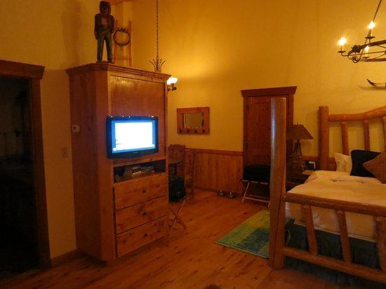 Sorrel River Ranch Resort and Spa: typical room interior