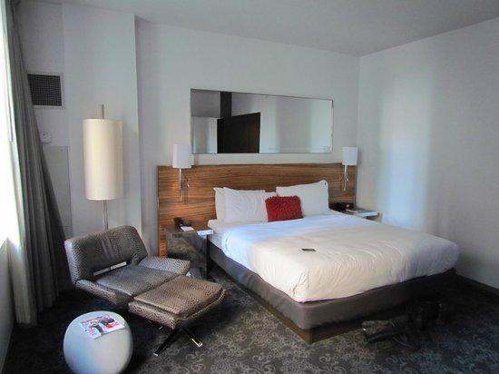 Hard Rock Hotel Chicago: decoração estilosa