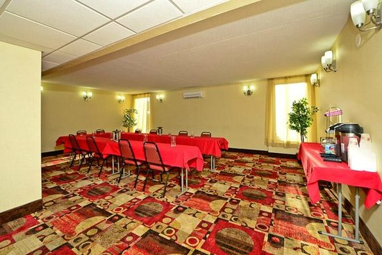 Comfort Inn & Suites East Hartford : Meeting room