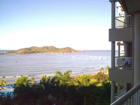 Azul Ixtapa Beach Resort & Convention Center: atardecer