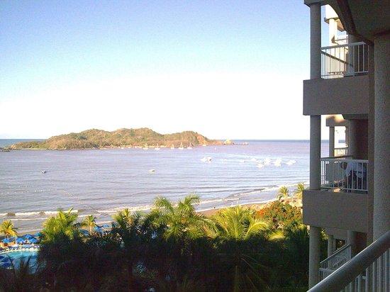 Azul Ixtapa Beach Resort & Convention Center : atardecer