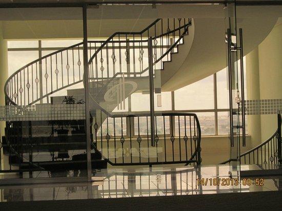 The Panari Hotel: lounge
