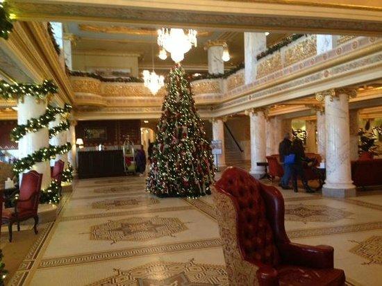 French Lick Springs Hotel: Main Lobby