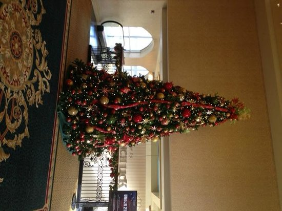 French Lick Springs Hotel: The Tree at the Casino