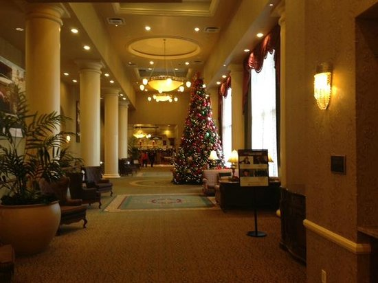 French Lick Springs Hotel: Main Hall