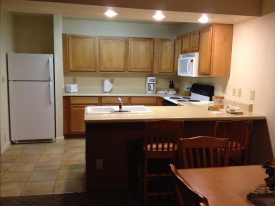 WorldMark Grand Lake : Large kitchen