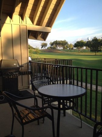 WorldMark Grand Lake : Patio
