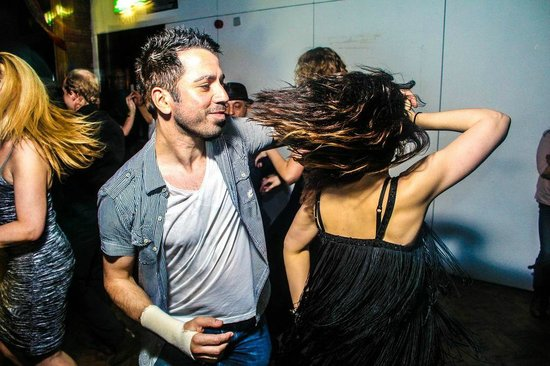 la Boheme: Club Night