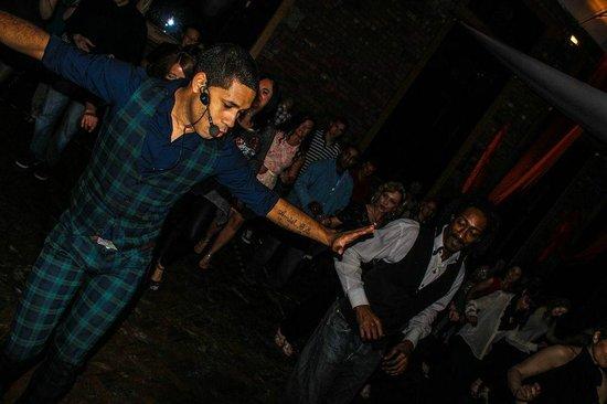 la Boheme: Latin Vibe Dancing Event
