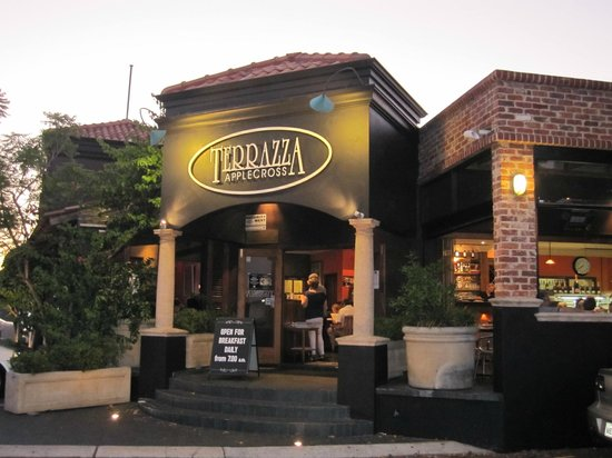 Restaurante Italiano Em Perth Picture Of Terrazza Cafe