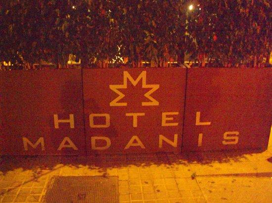 Madanis Hotel: ideale