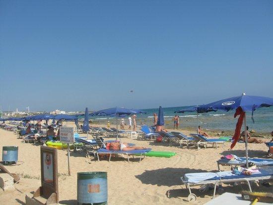 สวนน้ำวอเทอร์เวิลด์: Nissi Beach, 5 Mins from Water World.