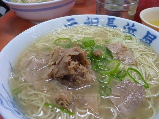 Gansonagahamaya: 初めて食べました