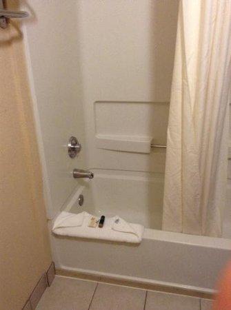 Hawthorn Suites by Wyndham Las Vegas/henderson : bath