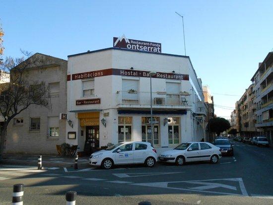 Fonda Montserrat: Exterior