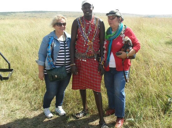 Safari Kenya Tanzania : masai