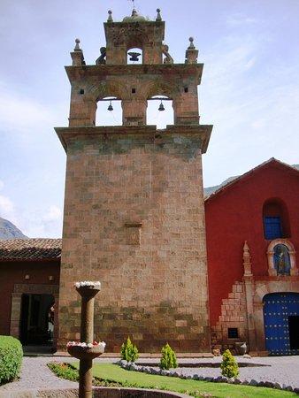 San Agustin Monasterio de la Recoleta Hotel: Bell Tower