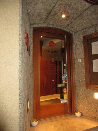 Restaurant Esszimmer: Front