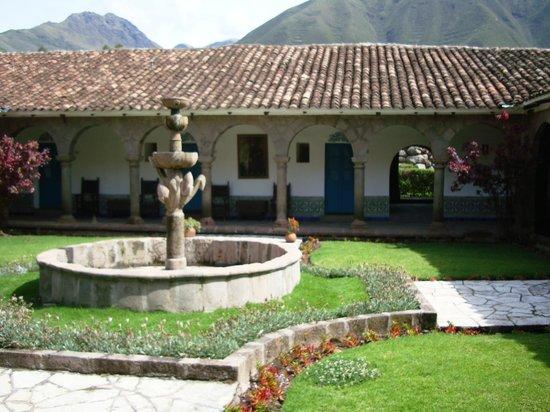 San Agustin Monasterio de la Recoleta Hotel: courtyard