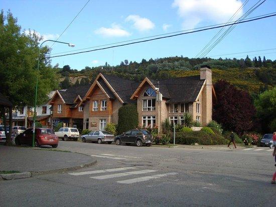 Las Walkirias: Vista desde Villegas y Drury.