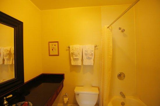 Santa Paula Inn : Bathroom