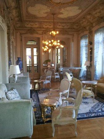 Pestana Palace Lisboa Hotel & National Monument: Um dos salões