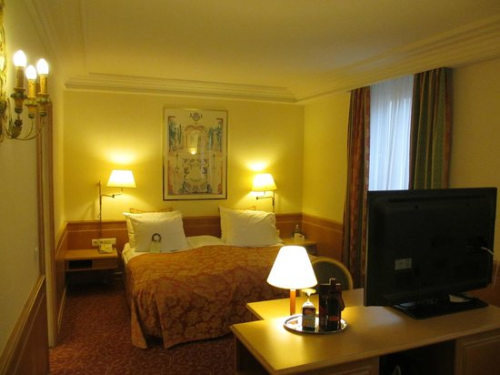 Crowne Plaza Hotel Salzburg - The Pitter: Room