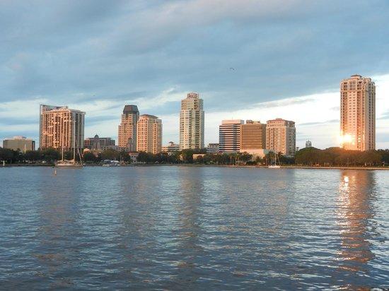 St Petersburg Skyline Picture Of St Petersburg