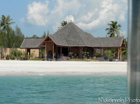 Four Seasons Resort Langkawi, Malaysia: Resort from afar