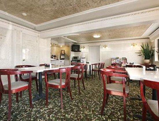 Days Inn Fife: Breakfast Area