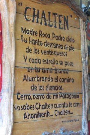Restaurante Ahonikenk Chalten Fonda Patagonia: Chaltén