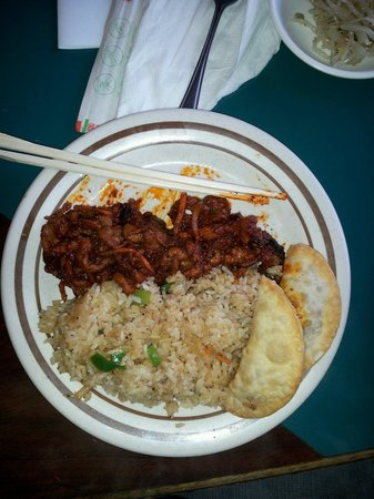 Tae go gi pork picture of seoul restaurant hinesville for Asian cuisine richmond hill ga