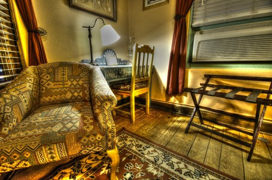 La Posada Hotel: Clark Gable room