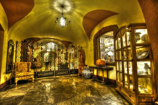 La Posada Hotel: Hallway