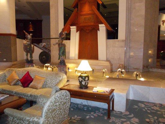Dusit Island Resort Chiang Rai: From the lobby area