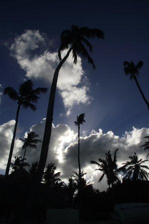VIK Hotel Arena Blanca : Amazing sky scapes