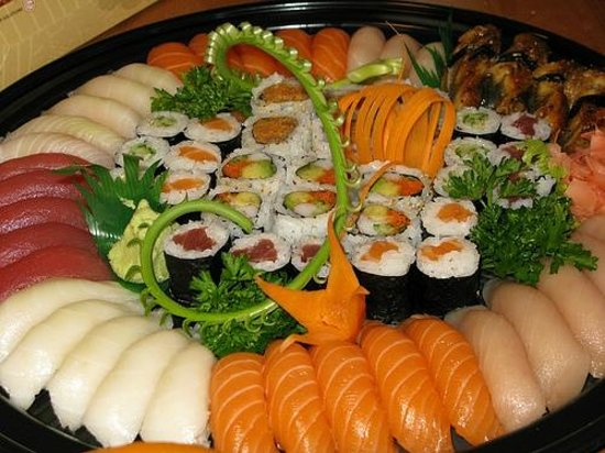Sakura Sushi: Sushi Platter C
