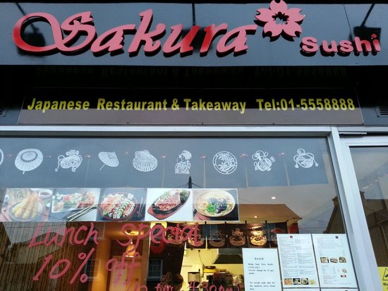 Photo of Japanese Restaurant Sakura Sushi at 157 Lower Kimmage Road, Dublin Dublin 6W, Ireland