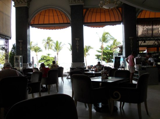 LK The Empress: View from the restaurant