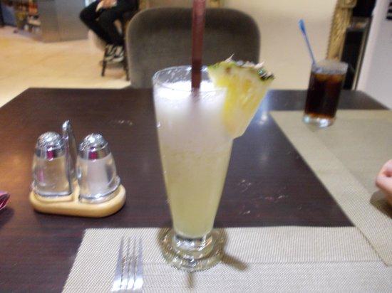 LK The Empress: Pineapple juice