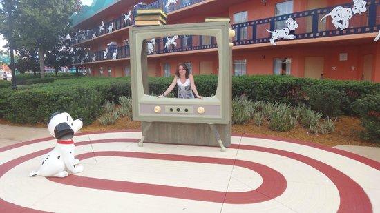 Disney's All-Star Movies Resort: hotel