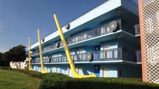 Disney's All-Star Movies Resort: Hotel habitaciones