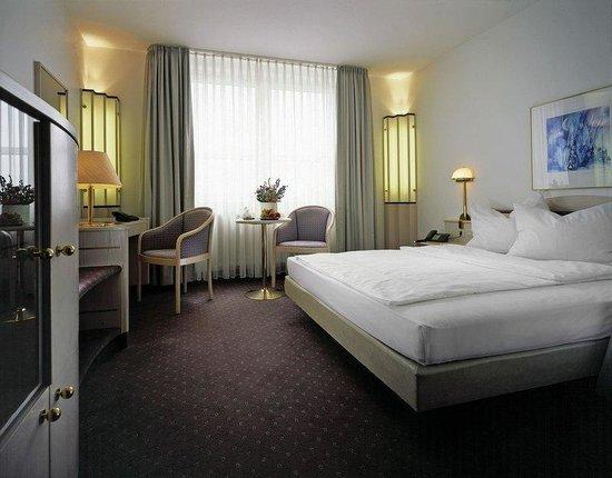 Sachsenpark-Hotel: Standardzimmer