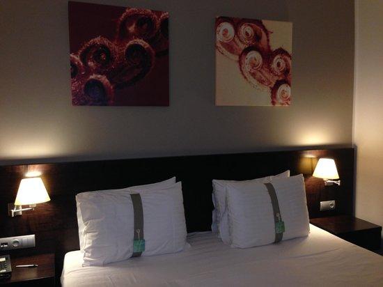 Holiday Inn Bratislava: comfy beds