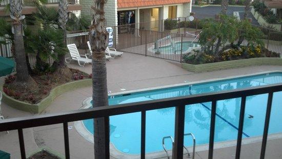 BEST WESTERN Oceanside Inn: Pool