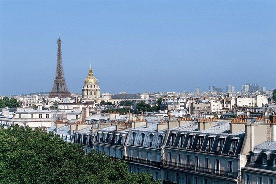 Hôtel Lutetia : Tower Eiffel View