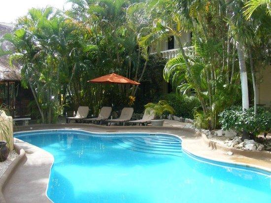Aventura Mexicana: piscina
